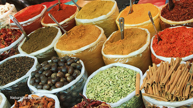 Using The Therapeutic Power Of Spices To Heal Disease